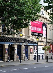 The Garrick Theatre London West End