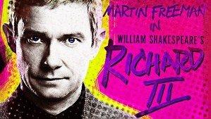 Richard III at Trafalgar Studios