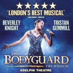 The Bodyguard Adelphi Theatre
