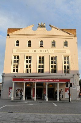 The Old Vic Theatre London in 2010