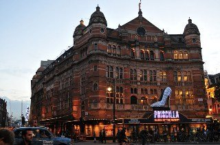The Palace Theatre London 2010