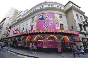 The Piccadilly Theatre London