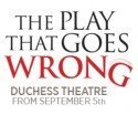 Review of The Play That Goes Wrong at the Duchess Theatre