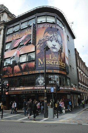 The Queen's Theatre London