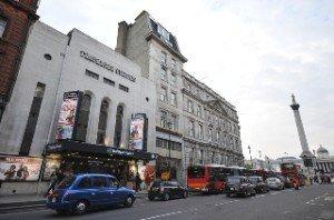 The Trafalgar Studios London