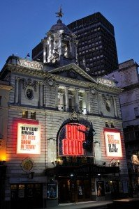 The Victoria Palace Theatre London