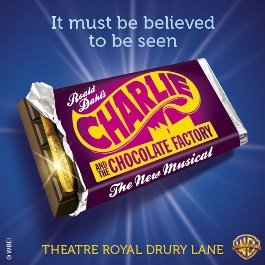 Charlie and the Chocolate Factory London Theatre Royal Drury Lane