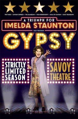 Gypsy starring Imelda Staunton