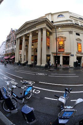 The Lyceum Theatre London