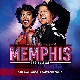 Memphis London cast Album