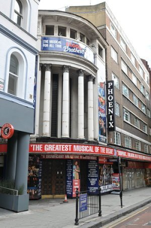 The Phoenix Theatre London
