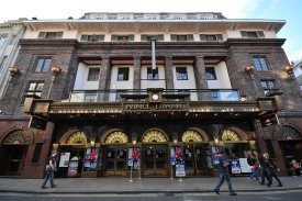 The Prince Edward Theatre London