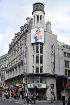 The Prince of Wales Theatre London