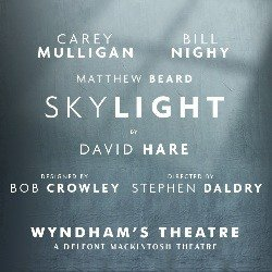 Skylight at Wyndham's Theatre