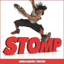 Stomp Ambassadors Theatre