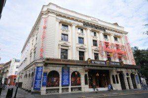 The Mousetrap at St Martin's Theatre London
