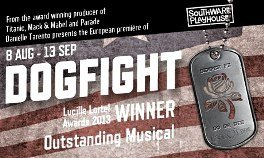 Dogfight at Southwark Playhouse