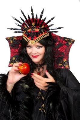 Josie Lawrence as The Wicked Queen