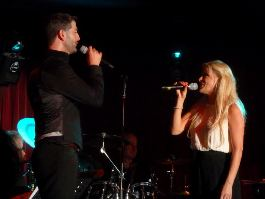 Duets with Oliver Tompsett and Rachel Wooding
