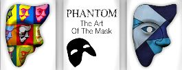 The Phantom of The Opera Broadway Art Competition