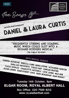 The Songs of Daniel and Laura Curtis