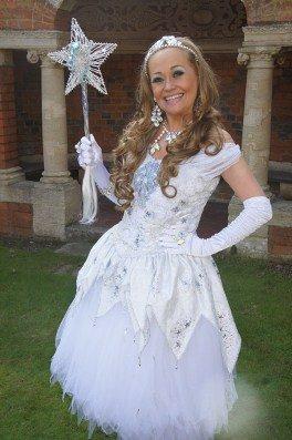 Sonia as The Good Fairy