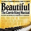 Beautiful The Carol King Musical at Aldwych Theatre.