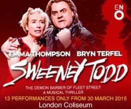 ENO Sweeney Todd London Coliseum