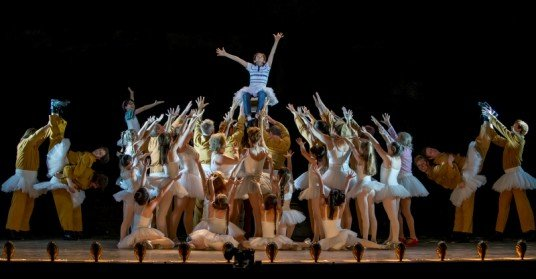 Billy Elliot The Musical Live, photo by Adam Sorenson