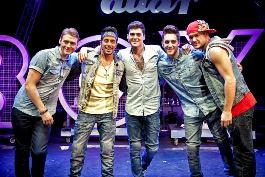 Altar Boyz cast