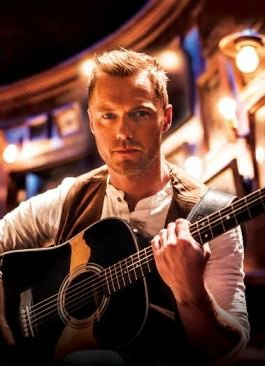 Ronan Keating in Once musical
