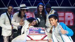 Thriller Live Cake