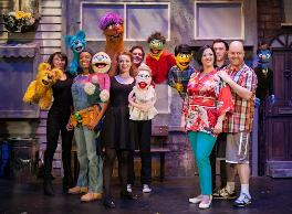 Cast of Avenue Q