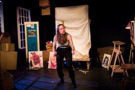 Kathryn Griffiths in Fierce