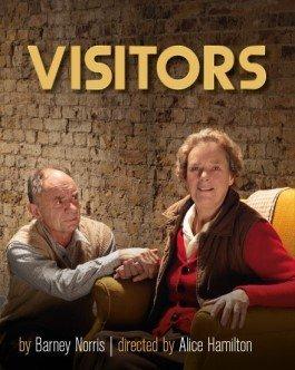 Visitors at the Bush Theatre