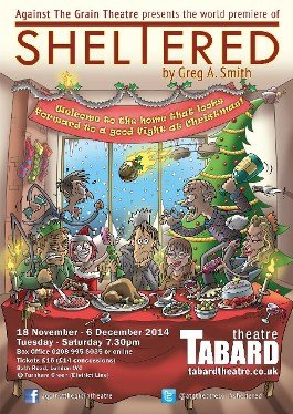 Sheltered at the Tabard Thetare Poster