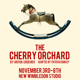 The Cherry Orchard New Wimbledon Studio Poster