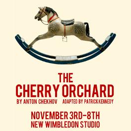 The Cherry Orchard New Wimbledon Studio Poster