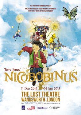 Nicobobinus at Lost Theatre