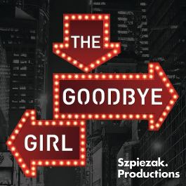 The Goodbye Girl poster