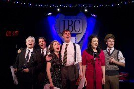 Its A Wonderful Life Cast  Photo Anton Hewins