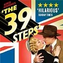 The 39 Steps London play poster