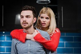 Bad Jews cast St James Theatre