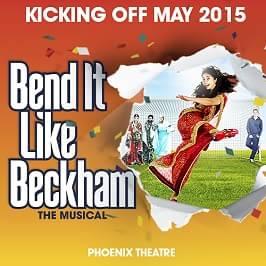 Bend it Like Beckham Musical Poster