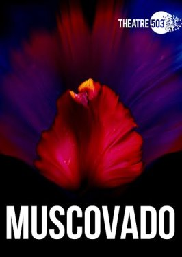 Muscovado poster for Theatre 503