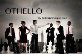 Othello at Bankside poster