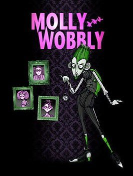 Molly Wobbly at Leicester Square Theatre