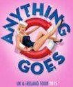 Brilliant Anything Goes at The Churchill Theatre Bromley