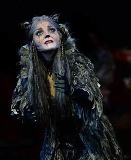 Kerry Ellis as Grizabella