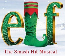 Elf musical London West End